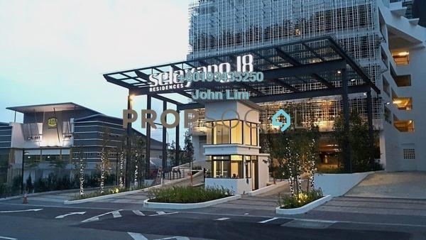 Condominium For Rent in Selayang 18, Selayang Freehold Semi Furnished 3R/2B 1.4k