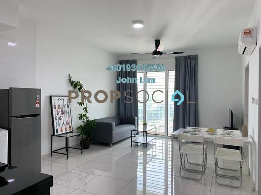 Condominium For Rent in Court 28 @ KL City, Sentul Freehold Fully Furnished 2R/2B 2.2k