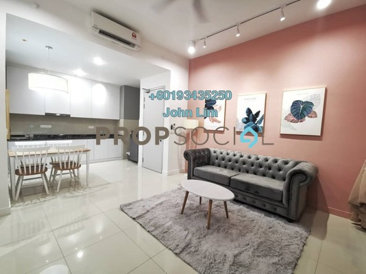 Serviced Residence For Rent in Cyperus Serviced Residence @ Tropicana Gardens, Kota Damansara Freehold Fully Furnished 1R/1B 2.5k