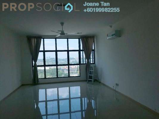 Serviced Residence For Sale in Vista Alam, Shah Alam Freehold Semi Furnished 3R/2B 670k