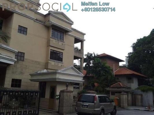 Condominium For Rent in U-Thant Residence, Ampang Hilir Freehold Semi Furnished 3R/3B 3.9k