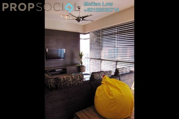 Condominium For Rent in Panorama, KLCC Freehold Fully Furnished 2R/2B 7k