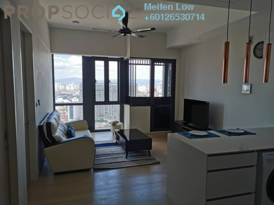 Serviced Residence For Rent in Star Residences, Kuala Lumpur Freehold Fully Furnished 1R/1B 4.8k