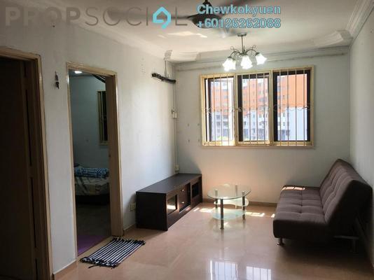 Apartment For Rent in Sri Penara, Bandar Sri Permaisuri Freehold Fully Furnished 3R/1B 1.3k