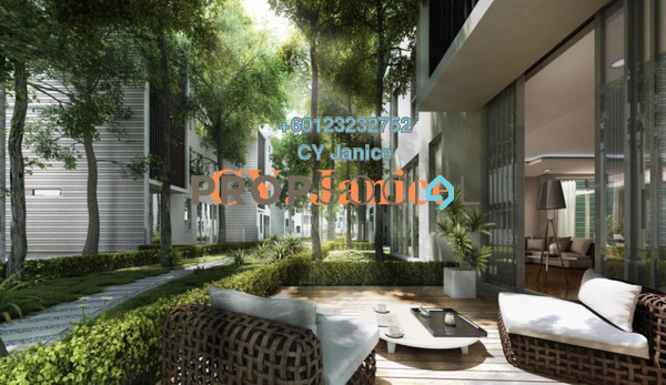 Villa For Rent in Perdana Lakeview East, Cyberjaya Freehold Semi Furnished 6R/7B 10k