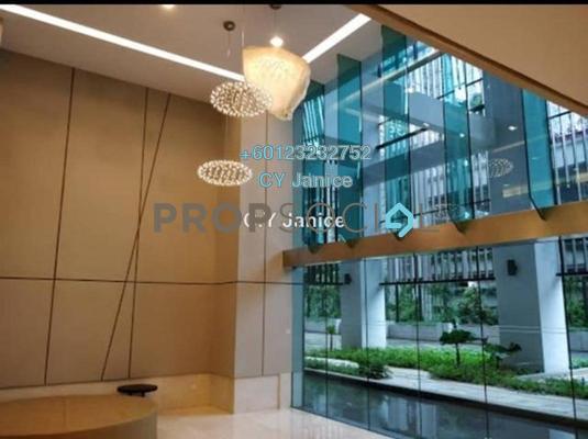 Condominium For Sale in Residensi 22, Mont Kiara Freehold Semi Furnished 3R/4B 1.79m