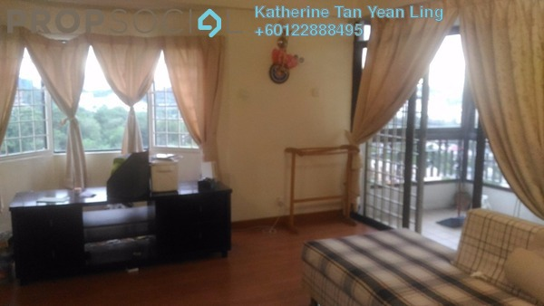 Condominium For Rent in Maxwell Towers, Gasing Heights Freehold Semi Furnished 3R/3B 2.25k