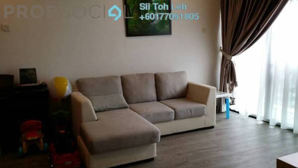 Apartment For Sale in Palazio, Tebrau Freehold Fully Furnished 3R/2B 430k