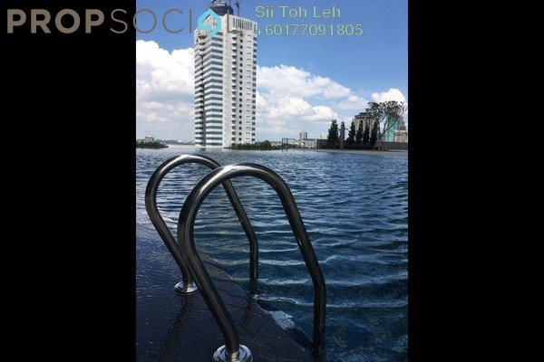 Condominium For Rent in Setia Sky 88, Johor Bahru Freehold Fully Furnished 1R/1B 1.95k