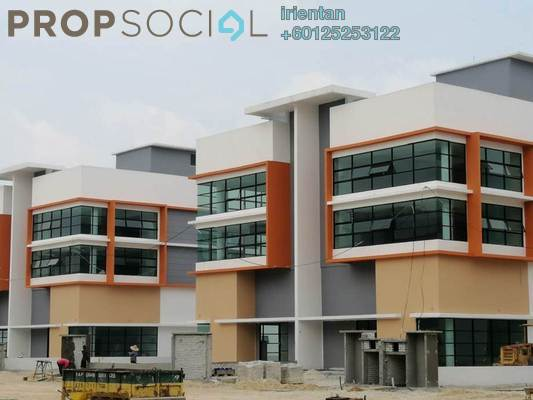 Factory For Rent in Taman Sri Muda, Shah Alam Freehold Unfurnished 0R/0B 27k