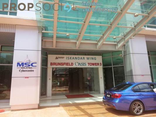 Office For Rent in Oasis Ara Damansara, Ara Damansara Freehold Unfurnished 0R/0B 97k