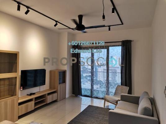 SoHo/Studio For Rent in Novum, Bangsar South Freehold Fully Furnished 1R/1B 2.8k