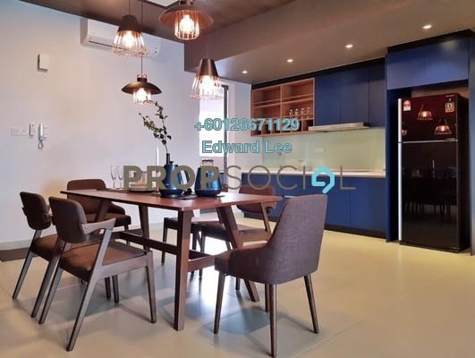 Condominium For Rent in Residensi Sefina, Mont Kiara Freehold Fully Furnished 4R/3B 4.5k
