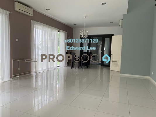 Terrace For Rent in Valencia, Sungai Buloh Freehold Semi Furnished 5R/5B 4.8k