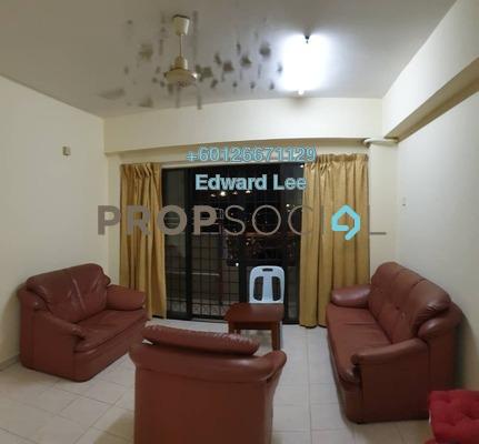 Condominium For Rent in Vista Komanwel, Bukit Jalil Freehold Fully Furnished 3R/2B 1.45k