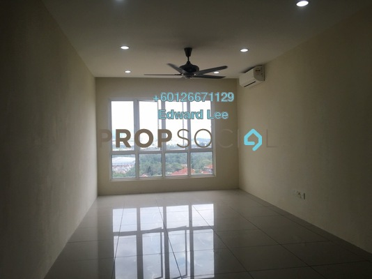 Condominium For Rent in Imperial Residence, Cheras South Freehold Unfurnished 3R/2B 1.15k