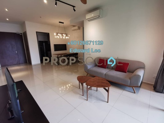 Condominium For Rent in The Rainz, Bukit Jalil Freehold Fully Furnished 4R/3B 3.1k