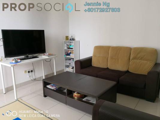 Condominium For Rent in One South, Seri Kembangan Freehold Fully Furnished 3R/2B 1.9k