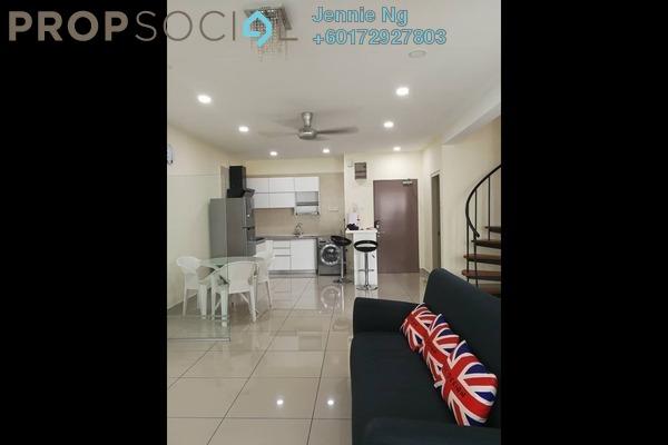 Condominium For Rent in One South, Seri Kembangan Freehold Fully Furnished 2R/2B 2.4k