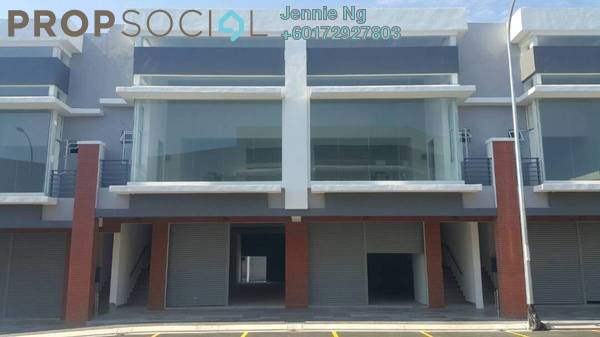 Shop For Rent in Cheras Traders Square, Cheras South Freehold Unfurnished 0R/2B 5.5k