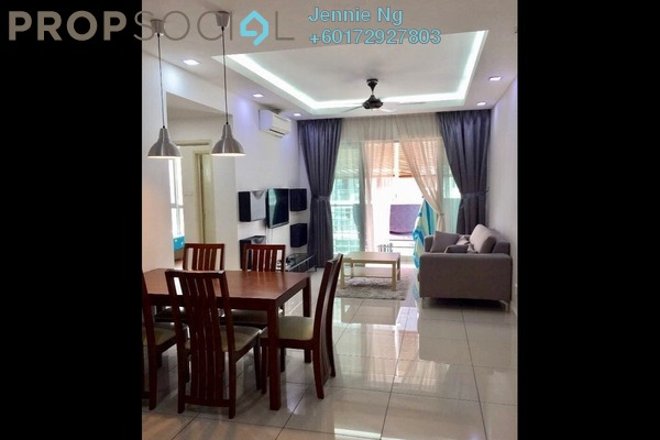 Condominium For Rent in Parc @ One South, Seri Kembangan Freehold Fully Furnished 3R/2B 2.5k