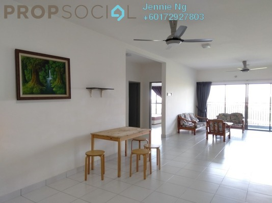 Condominium For Rent in Metia Residence, Shah Alam Freehold Fully Furnished 3R/2B 1.7k