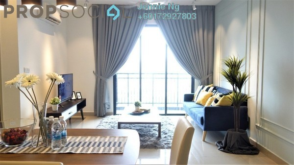 Condominium For Rent in The Nest Residences, Old Klang Road Freehold Fully Furnished 3R/2B 2.3k