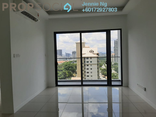 Condominium For Rent in SkyLuxe On The Park, Bukit Jalil Freehold Semi Furnished 2R/1B 2k