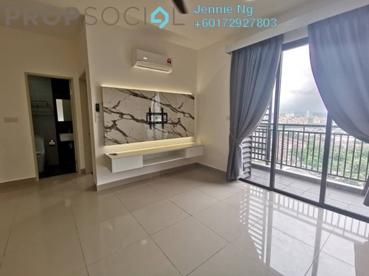 Condominium For Rent in The Nest Residences, Old Klang Road Freehold Semi Furnished 3R/2B 1.8k