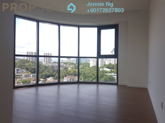 Serviced Residence For Rent in Vivo Residential @ 9 Seputeh, Old Klang Road Freehold Semi Furnished 2R/2B 2k