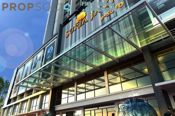 Condominium For Rent in Suria Jaya e-SOFO, Shah Alam Freehold Unfurnished 2R/2B 1k