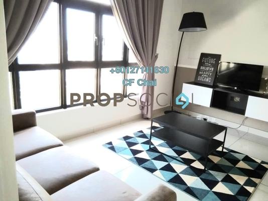 Condominium For Rent in The Meridin @ Medini, Medini Freehold Fully Furnished 1R/1B 1.3k