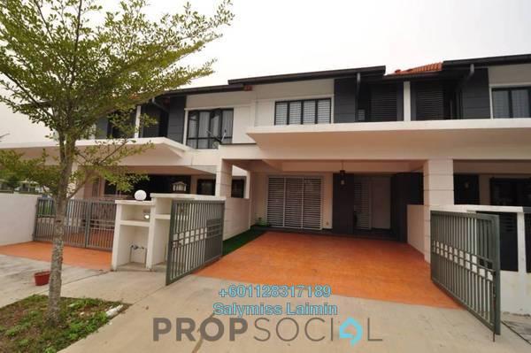 Terrace For Rent in Puisi, Setia Alamsari Freehold Semi Furnished 5R/4B 2.3k