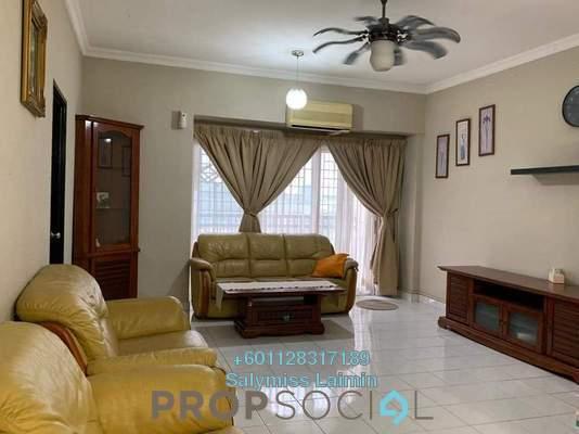 Apartment For Sale in Taman Sri Serdang, Seri Kembangan Freehold Fully Furnished 4R/2B 380k