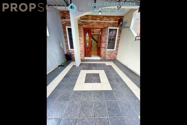 Terrace For Sale in Taman Sri Gombak, Batu Caves Freehold Semi Furnished 3R/2B 470k