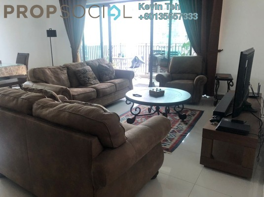 Condominium For Sale in Residensi 22, Mont Kiara Freehold Fully Furnished 3R/4B 2.05m