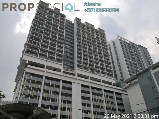 Office For Sale in Section 7, Shah Alam Freehold Unfurnished 0R/0B 400k