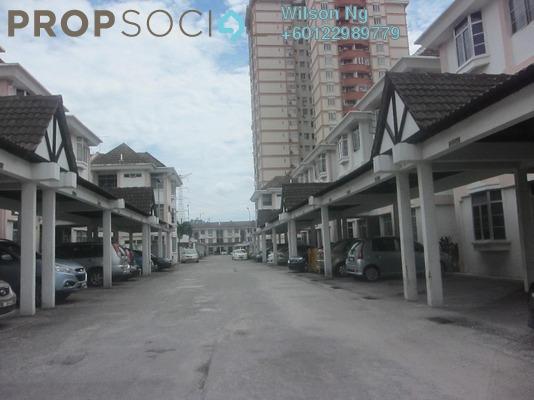 Condominium For Sale in Casa Ria, Cheras Leasehold Semi Furnished 3R/2B 450k