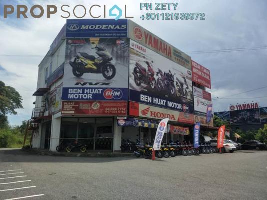 Kedai Untuk dijual di Taman Seri Wang, Arau Freehold Semi Furnished 0R/2B 850Ribu