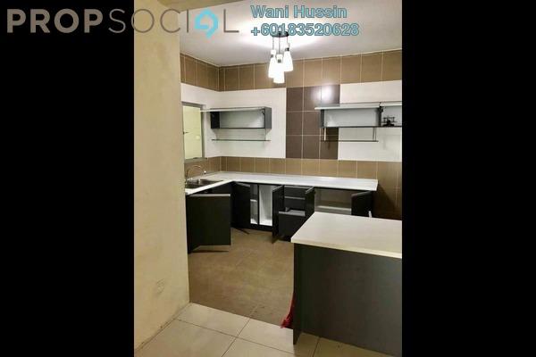 Apartment For Sale in Mutiara Anggerik, Shah Alam Leasehold Semi Furnished 4R/3B 450k