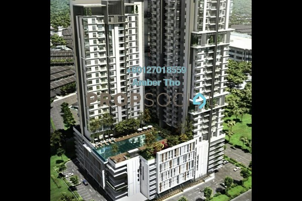 Condominium For Rent in You Residences @ You City, Batu 9 Cheras Freehold Fully Furnished 4R/3B 1.81k