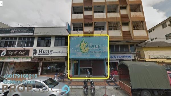 Shop For Rent in Taman Desa Jaya, Kuala Terengganu Freehold Unfurnished 0R/2B 2k