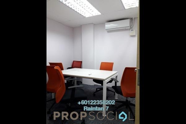 Office For Rent in Plaza Dwitasik, Bandar Sri Permaisuri Freehold Fully Furnished 2R/2B 1.95k