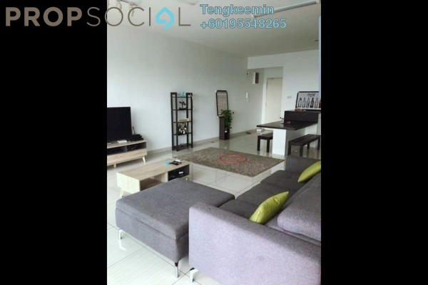 Condominium For Sale in Damansara Foresta, Bandar Sri Damansara Freehold Semi Furnished 3R/3B 800k