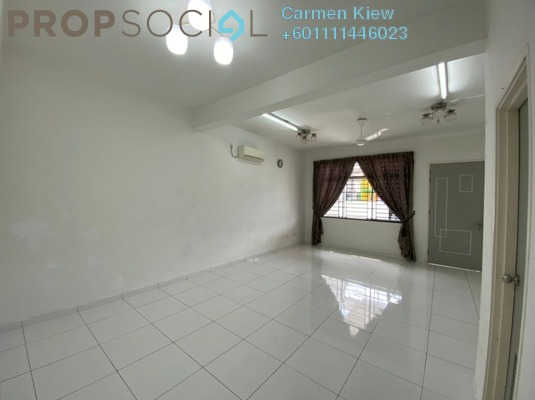 Terrace For Rent in Taman Bukit Indah, Bukit Indah Freehold Semi Furnished 4R/3B 1k