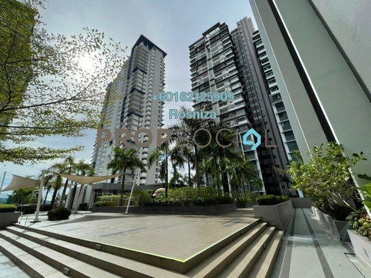 Serviced Residence For Rent in Almyra Residence, Bangi Freehold Unfurnished 3R/2B 1.25k