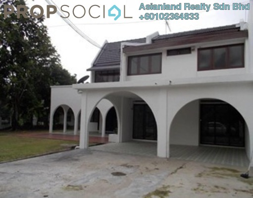 Terrace For Rent in Ampang Jaya, Ampang Freehold Semi Furnished 6R/3B 3.5k