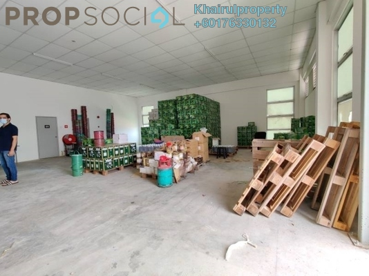 Factory For Rent in Taman Putra Perdana, Puchong Freehold Unfurnished 1R/1B 16k