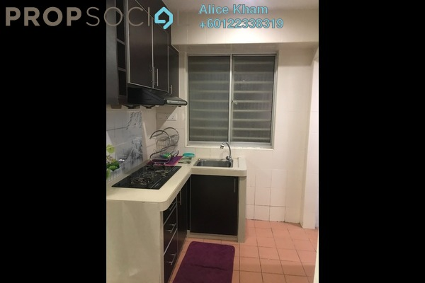 Condominium For Rent in Rhythm Avenue, UEP Subang Jaya Freehold Fully Furnished 1R/1B 1k