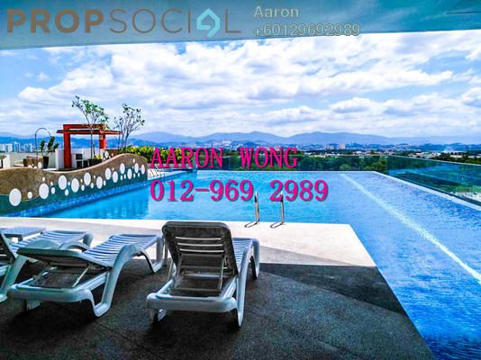 Serviced Residence For Sale in De Centrum Residences, Kajang Freehold Fully Furnished 1R/1B 340k